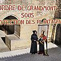 L'Ordre de Grandmont sous la protection des Plantagenêt