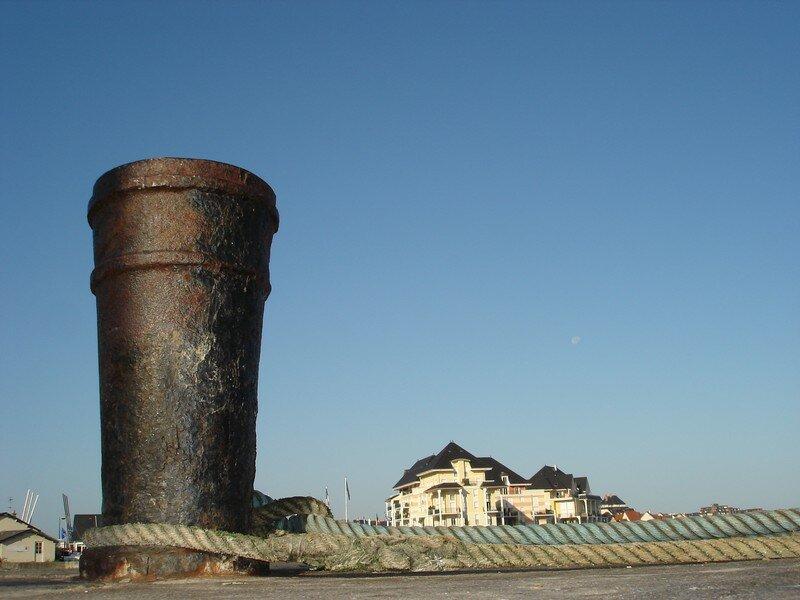 Port Guillaume, Port de plaisance.