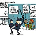Sans abris, migrants, exclus