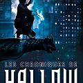 Les chroniques de hallow - tome 1 - le ballet des ombres