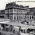 Lettre de Philippe à Denise, Bordeaux, vendredi 28 septembre 1934