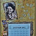 4 ème calendrier 2012