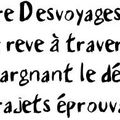 MANUFACTURE DESVOYAGES