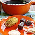La fondue vigneronne, un plat à partager ! {recette}