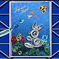 Quilling cartemami7
