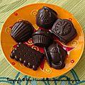 Chocolats teatime