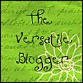 deuxième édition! the versatile blogger award!