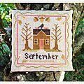 Sampler months de lhn : september