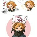 Free hugz... tag # 01