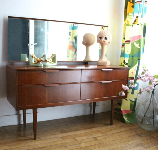coiffeuse-design-scandinave-vintage