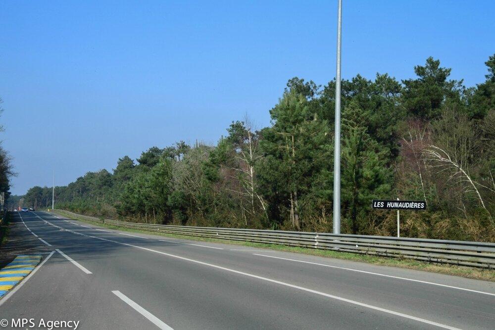Les Hunaudières limitées à 80 km/h