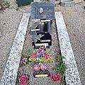 183 - Tombe de Paul <b>Bailleul</b>