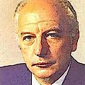 Walter <b>Scheel</b> (1919-2016), figure centrale des libéraux démocrates allemands