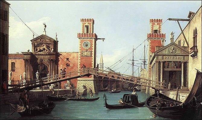 Le premier site industriel en Europe date du XVIIe siècle