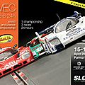 Slot it gr c wec - world endurance championship 2016