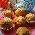 Muffins aux schokobons