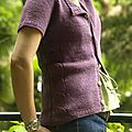 Summer leaves cardigan ii
