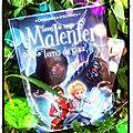 Malenfer, Tome 5 : Terres de glace, de Cassandra O'Donnell