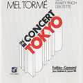 Mel Torme And The Marty Paich Dek-Tette - 1988 - In Concert Tokyo (Concord Jazz)