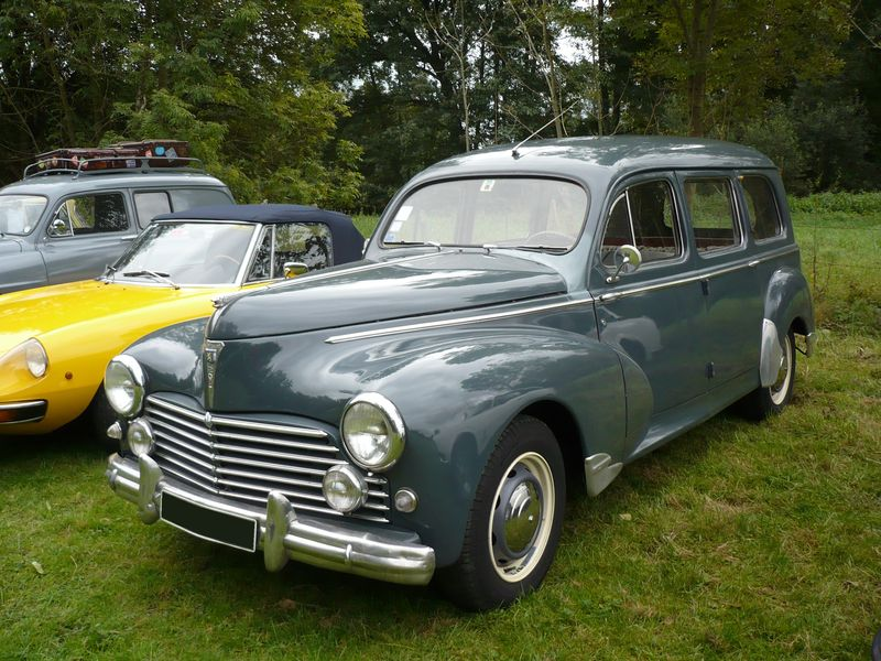 PEUGEOT 203 break allongé Lipsheim (3)