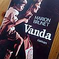 Vanda de Marion <b>Brunet</b>
