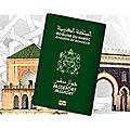 Le passeport marocain et la guerre du rif