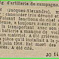 11 juin 1918