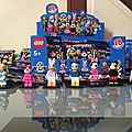 Mini figurines lego disney