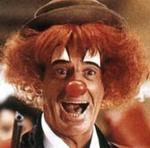 Belmondo clown