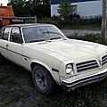 Pontiac <b>Ventura</b> 4door sedan-1976