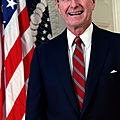 1988 - LES JUGES AMERICAINS N'AUDITIONNENT NI RONALD REAGAN NI <b>GEORGES</b> <b>BUSH</b>