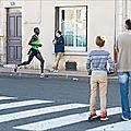 Courir ou regarder les autres courir ...