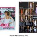 2004 sept, oct, nov - Magazine Marions Nous