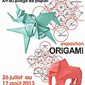 03. Inauguration de l'expo Tetsuya GOTANI - Origami