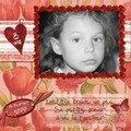 Laëtitia a 8 ans