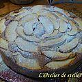 Gâteau aux pommes de Lucette