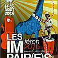 Feron - les impair(e)s 2015