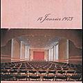 La Salle des <b>Fêtes</b>