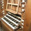 cet orgue est l'un des deux seuls instruments à quatre claviers