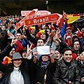 La Belgique se qualifie pour la coupe du monde 2014 !