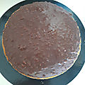 TARTE CACAHUETTES-CARAMEL-<b>CHOCOLAT</b>