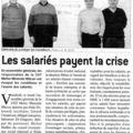 # a.g. du syndicat: compte rendu, repères revendicatifs, conference de presse