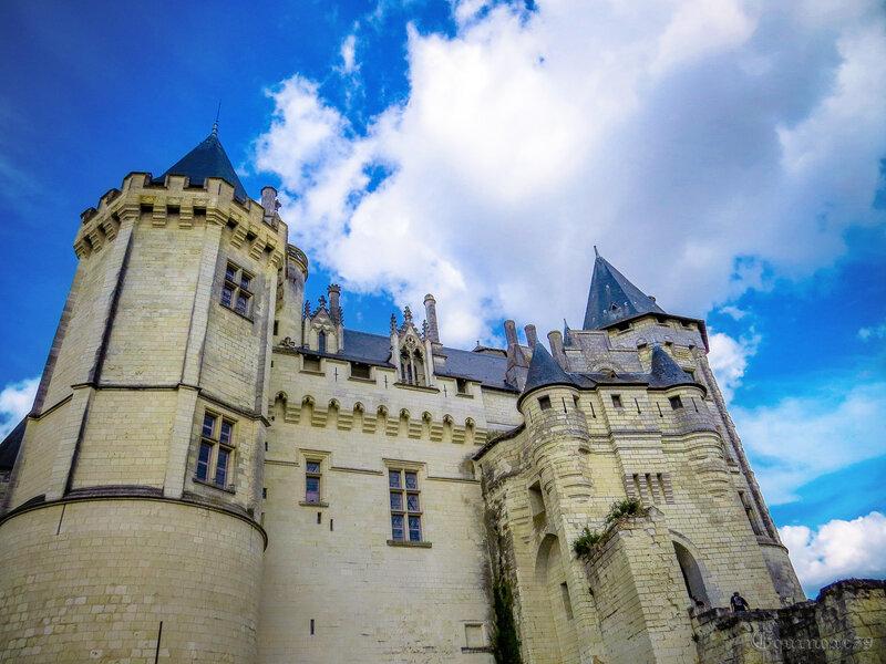 le Pas de Saumur René - Ducs d'Anjou