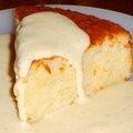Gâteau coco ananas