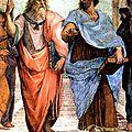 L'art selon Platon et Aristote