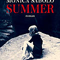 Summer- monica sabolo