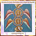 DIA 3 - Novena do Anjo da Guarda com o <b>Coro</b> <b>dos</b> <b>Anjos</b>: Tronos / O PODER DA PALAVRA