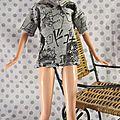 T-shirt pour barbie