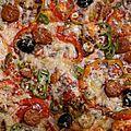 Pizza 7 au feu de bois Gervans drome 26600