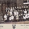 ANOR - L'<b>Ecole</b> <b>Maternelle</b> en 1919 ***